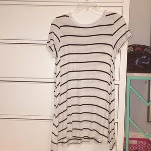 Cute Tunic/Dress! Stripes!
